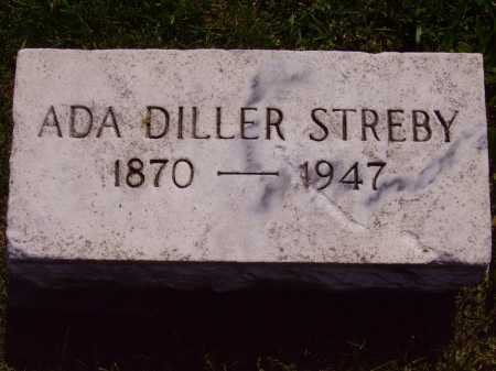 STREBY, ADA A. - Stark County, Ohio | ADA A. STREBY - Ohio Gravestone Photos