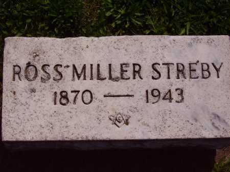 STREBY, ROSS MILLER - Stark County, Ohio | ROSS MILLER STREBY - Ohio Gravestone Photos
