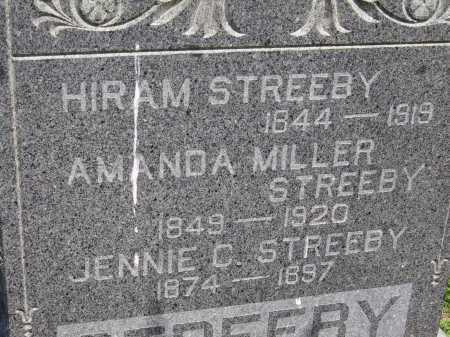 STREEBY, JENNIE C. - Stark County, Ohio | JENNIE C. STREEBY - Ohio Gravestone Photos