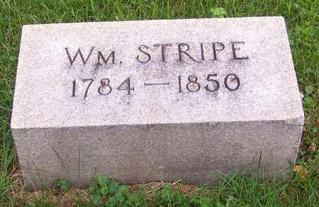 STRIPE, WM. - Stark County, Ohio | WM. STRIPE - Ohio Gravestone Photos