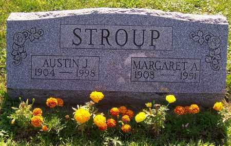 STROUP, AUSTIN J. - Stark County, Ohio | AUSTIN J. STROUP - Ohio Gravestone Photos