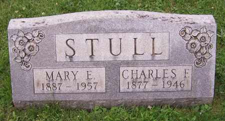 STULL, MARY E. - Stark County, Ohio | MARY E. STULL - Ohio Gravestone Photos