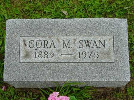 SWAN, CORA MINNIE - Stark County, Ohio | CORA MINNIE SWAN - Ohio Gravestone Photos