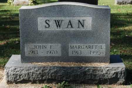 SWAN, MARGARET L - Stark County, Ohio   MARGARET L SWAN - Ohio Gravestone Photos
