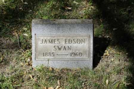 SWAN, JAMES EDSON - Stark County, Ohio   JAMES EDSON SWAN - Ohio Gravestone Photos