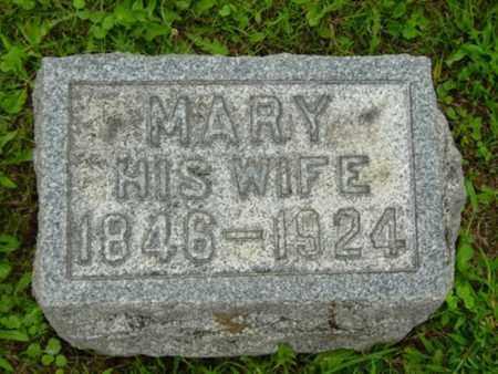 MAURER SWAN, MARY - Stark County, Ohio | MARY MAURER SWAN - Ohio Gravestone Photos
