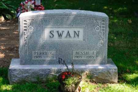 SWAN, BESSIE I. - Stark County, Ohio | BESSIE I. SWAN - Ohio Gravestone Photos