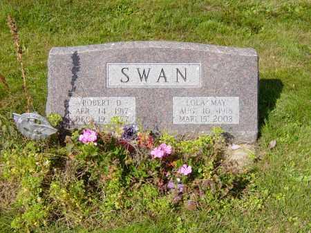 SWAN, LOLA MAY - Stark County, Ohio | LOLA MAY SWAN - Ohio Gravestone Photos