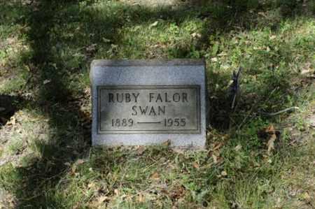 SWAN, RUBY - Stark County, Ohio   RUBY SWAN - Ohio Gravestone Photos