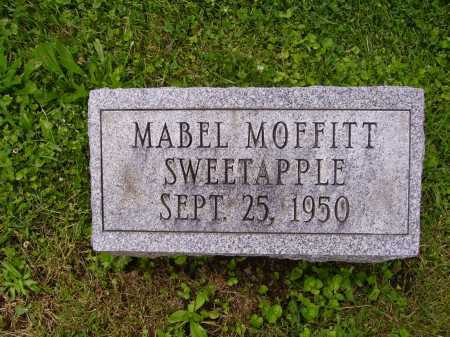 SWEETAPPLE, MABEL - Stark County, Ohio   MABEL SWEETAPPLE - Ohio Gravestone Photos
