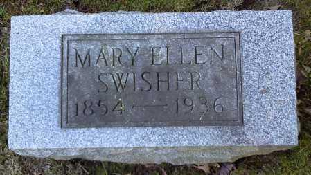SWISHER, MARY ELLEN - Stark County, Ohio   MARY ELLEN SWISHER - Ohio Gravestone Photos