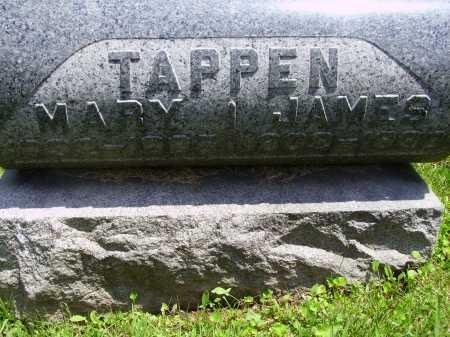 TAPPEN, MARY JANE - MONUMENT - Stark County, Ohio | MARY JANE - MONUMENT TAPPEN - Ohio Gravestone Photos