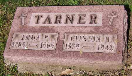 TARNER, CLINTON H. - Stark County, Ohio | CLINTON H. TARNER - Ohio Gravestone Photos