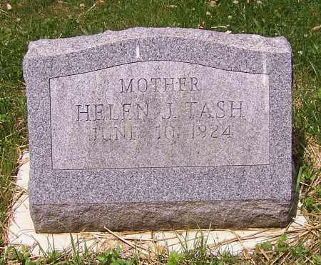 TASH, HELEN J. - Stark County, Ohio   HELEN J. TASH - Ohio Gravestone Photos
