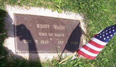 TASH, KRIST (MIL) - Stark County, Ohio | KRIST (MIL) TASH - Ohio Gravestone Photos