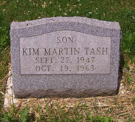 TASH, KIM MARTIN - Stark County, Ohio | KIM MARTIN TASH - Ohio Gravestone Photos