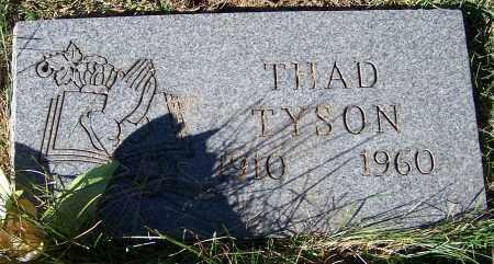 THAD, TYSON - Stark County, Ohio | TYSON THAD - Ohio Gravestone Photos