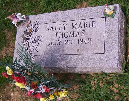THOMAS, SALLY MARIE - Stark County, Ohio | SALLY MARIE THOMAS - Ohio Gravestone Photos