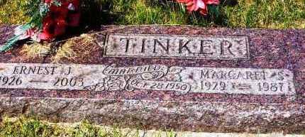 TINKER, MARGARET S. - Stark County, Ohio | MARGARET S. TINKER - Ohio Gravestone Photos