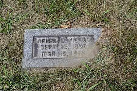 TISSOT, HELEN E. - Stark County, Ohio | HELEN E. TISSOT - Ohio Gravestone Photos