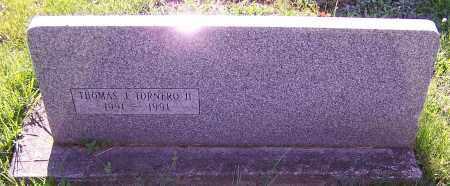 TORNERO, THOMAS J. (II) - Stark County, Ohio   THOMAS J. (II) TORNERO - Ohio Gravestone Photos