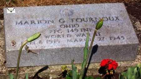 TOURNOUX, MARION G. - Stark County, Ohio   MARION G. TOURNOUX - Ohio Gravestone Photos