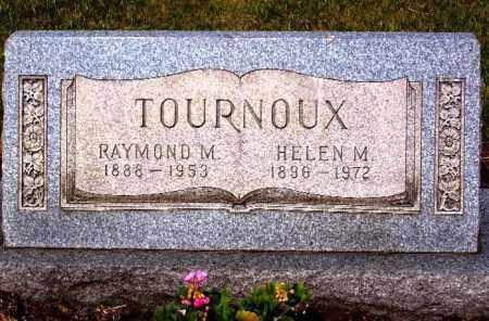 TOURNOUX, RAYMOND M. - Stark County, Ohio | RAYMOND M. TOURNOUX - Ohio Gravestone Photos