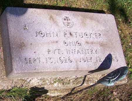 TUCKER, JOHN R. - Stark County, Ohio | JOHN R. TUCKER - Ohio Gravestone Photos
