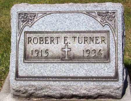 TURNER, ROBERT E. - Stark County, Ohio | ROBERT E. TURNER - Ohio Gravestone Photos