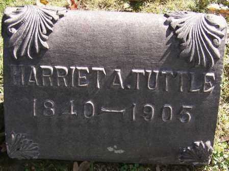 TUTTLE, HARRIET A. - Stark County, Ohio | HARRIET A. TUTTLE - Ohio Gravestone Photos