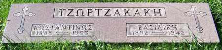 TZORTZAKAKI, KOSTANTINOS - Stark County, Ohio   KOSTANTINOS TZORTZAKAKI - Ohio Gravestone Photos