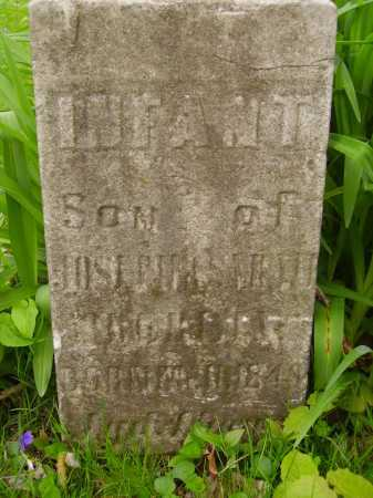 UNKNOWN, INFANT #2 - Stark County, Ohio | INFANT #2 UNKNOWN - Ohio Gravestone Photos