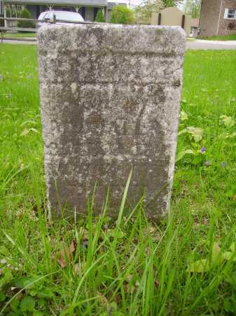 UNKNOWN, UNKNOWN - Stark County, Ohio   UNKNOWN UNKNOWN - Ohio Gravestone Photos