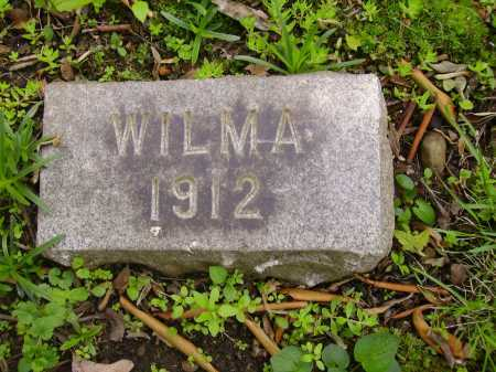 UNKNOWN, WILMA - Stark County, Ohio | WILMA UNKNOWN - Ohio Gravestone Photos