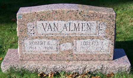 VAN ALMEN, ROBERT G. - Stark County, Ohio | ROBERT G. VAN ALMEN - Ohio Gravestone Photos