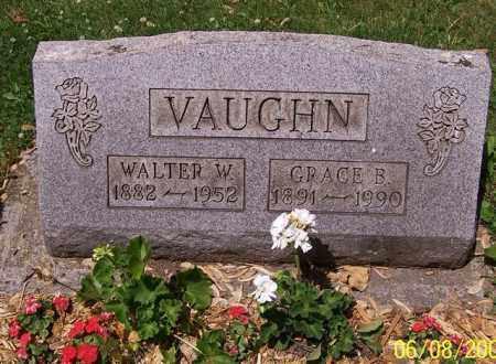 VAUGHN, GRACE B. - Stark County, Ohio   GRACE B. VAUGHN - Ohio Gravestone Photos