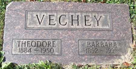 VECHEY, BARBARA - Stark County, Ohio   BARBARA VECHEY - Ohio Gravestone Photos