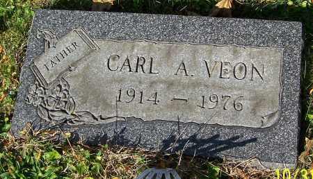 VEON, CARL A. - Stark County, Ohio | CARL A. VEON - Ohio Gravestone Photos