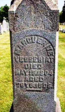 MONNOT VESSERIAT, MARGUERITE - Stark County, Ohio   MARGUERITE MONNOT VESSERIAT - Ohio Gravestone Photos