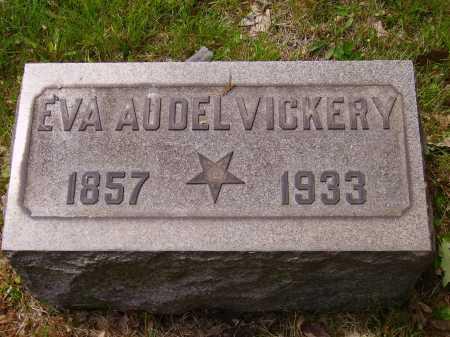 VICKERY, EVA AUDEL - Stark County, Ohio | EVA AUDEL VICKERY - Ohio Gravestone Photos