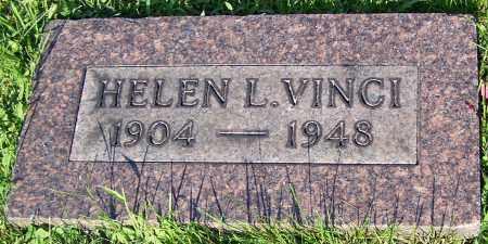 VINCI, HELEN L. - Stark County, Ohio   HELEN L. VINCI - Ohio Gravestone Photos