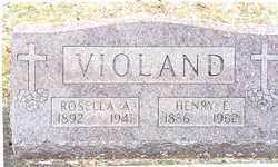 VIOLAND, HENRY - Stark County, Ohio | HENRY VIOLAND - Ohio Gravestone Photos