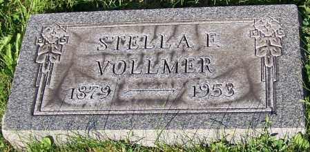 VOLLMER, DTELLA F. - Stark County, Ohio | DTELLA F. VOLLMER - Ohio Gravestone Photos