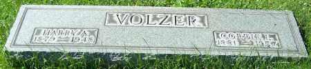 VOLZER, CORDIE L. - Stark County, Ohio   CORDIE L. VOLZER - Ohio Gravestone Photos