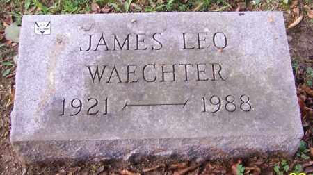WAECHTER, JAMES LEO - Stark County, Ohio | JAMES LEO WAECHTER - Ohio Gravestone Photos