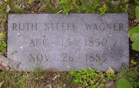 WAGNER, RUTH - Stark County, Ohio | RUTH WAGNER - Ohio Gravestone Photos