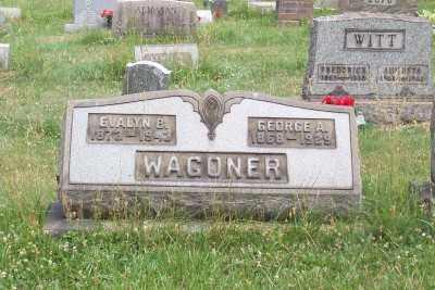 WAGONER, EVALYN B. - Stark County, Ohio   EVALYN B. WAGONER - Ohio Gravestone Photos