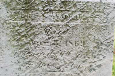 WAGONER, HENRY - Stark County, Ohio   HENRY WAGONER - Ohio Gravestone Photos