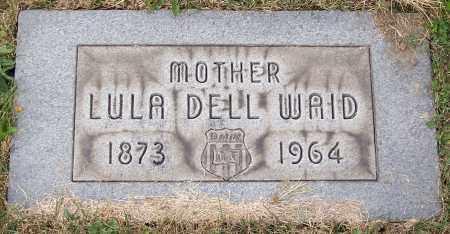 WAID, LULA DELL - Stark County, Ohio | LULA DELL WAID - Ohio Gravestone Photos