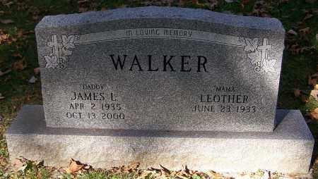 WALKER, LEOTHER - Stark County, Ohio | LEOTHER WALKER - Ohio Gravestone Photos